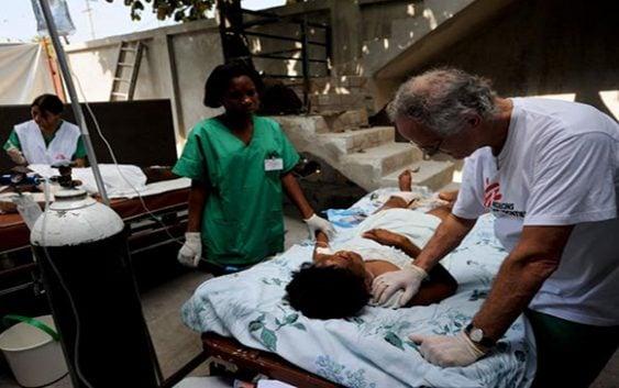 ONU aprueba 40,5 millones de dólares para combatir cólera en Haití