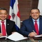 Junta de Aviación Civil y el Instituto Dominicano de Aviación Civil firman acuerdo