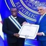 Gobierno reconoce labor nuncio monseñor Jude Thaddeus Okolo