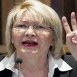 Odebrecht: Fiscal General de Venezuela Luisa Ortega imputará funcionarios