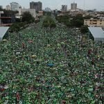 Marcha Verde: Preparativos para el éxito concentración de este domingo estan listos