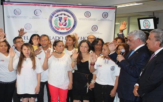 «El Consulado en tu Hogar» una iniciativa del Mirex para dominicanos en el exterior