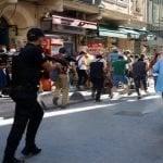 Por tercer año policía impide maricones y prostitutas se promuevan en calles Turquía