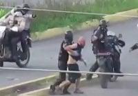 No sé ni que se siente; esta BANDA criminal de Maduro no tiene límites; Vídeos