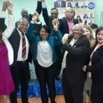 Acaban dinastía del Marcelino Vega en el Colegio Dominicano de Periodistas; Ganó Adriano de la Cruz