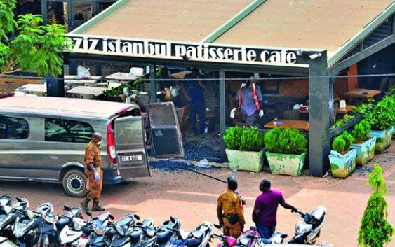 Se eleva a 18 asesinados en atentado restaurant de Burkina Faso; Vídeo