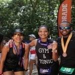 Middaugh y Riou ganan segunda edición Triatlón Xterra Barahona
