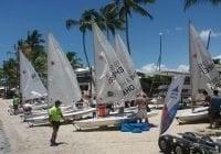 Inauguran clínica internacional de entrenamiento para atletas de alto rendimiento de vela