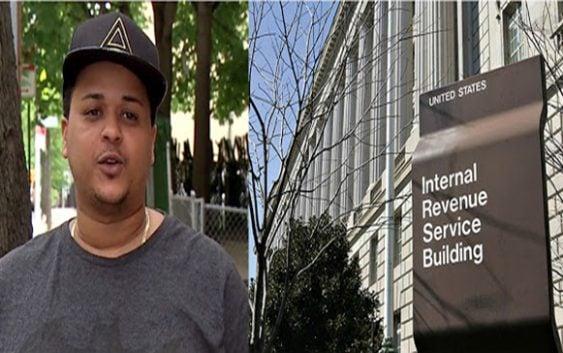 Servicio de Impuestos Internos le factura 54 MM a dominicano con dos años en USA