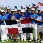 Por tercer año consecutivo RD obtiene titulo versión 61 de Hoerman Cup de Golf