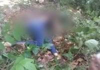Cadáver de joven con el rostro quemado encontrado en Fantino no es de Emely