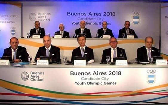 Entrada A Los Juegos Olimpicos De La Juventud 2018 De Buenos Aires