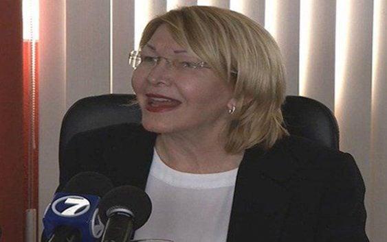 Luisa Ortega: Denuncia intentan matarle; Maduro robó al fisco US$10 MM; Entregó pruebas a los EE.UU.; Vídeo