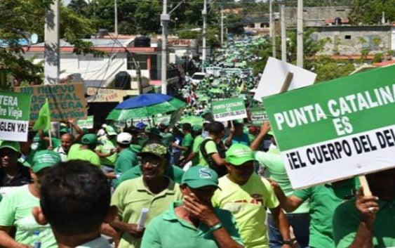 Marcha Verde en Moca mañana y Marcha-Caravana Verde el domingo en Baní