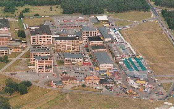 Osinów Dolny tiene 200 habitantes y 150 son peluqueros