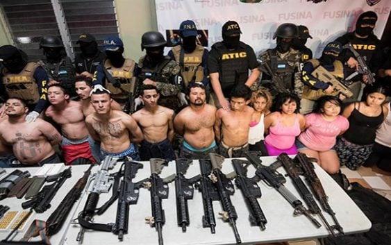 Estructuras criminales muy peligrosas; Mara Salvatrucha (MS-13) y Barrio 18 (M-18); Vídeos