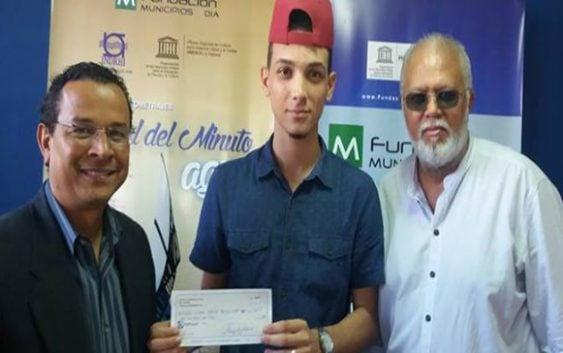 Fundación Municipios al Día entrega Premios Festival de cortometrajes Minuto Agua