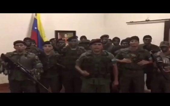 YA comienzan a aparecen hombres en el ejército; Se subleva cuartel Valencia; Vídeo