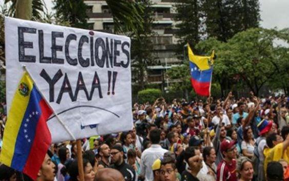 Mañana viernes Mesa de la Unidad Democrática hará marcha hasta la Asamblea Nacional