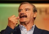 """Vicente Fox: Ese dictador sale… O sale por su renuncia o sale con las """"PATAS"""" por delante; Vídeo"""