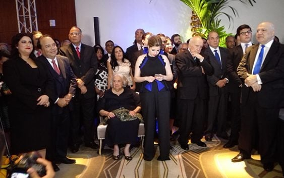 Oficina de abogados Pelegrin Castillo festejó 116 aniversario de su fundación; Vídeo