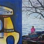 Honduras Artística al Descubierto exposición abierta en el Centro Cultural BanReservas