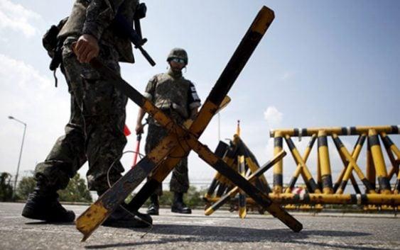 Corea del Sur investiga muerte de soldado en frontera con Corea del Norte por bala «perdida»