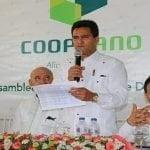 Coopsano realiza Cuadragésima Primera Asamblea General de Delegados