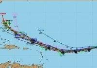 Centro Nacional de Huracanes y Onamet emiten alertas sobre huracán Irma