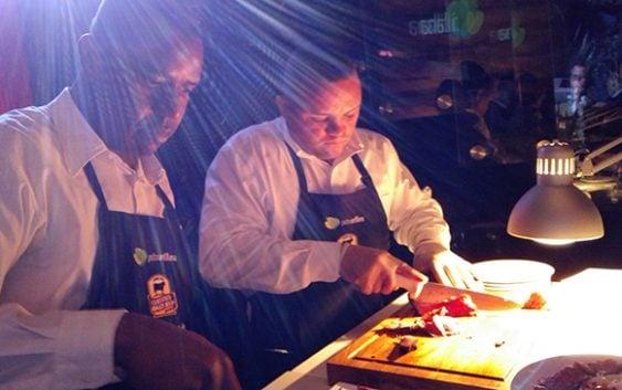 Petroantillana presenta y realiza degustación del nuevo producto Certified Angus Beef®; Vídeos