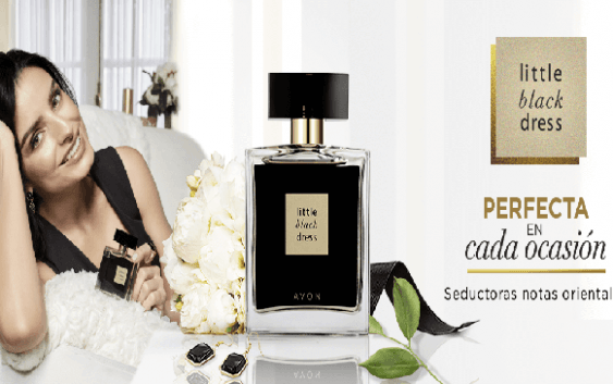 Little Black Dress la nueva fragancia de Avon