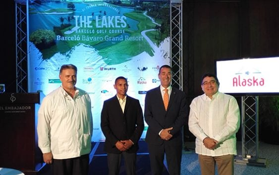 VI Torneo Internacional The Lakes del 15 al 17 en Barceló Bávaro Grand Resort; Vídeo