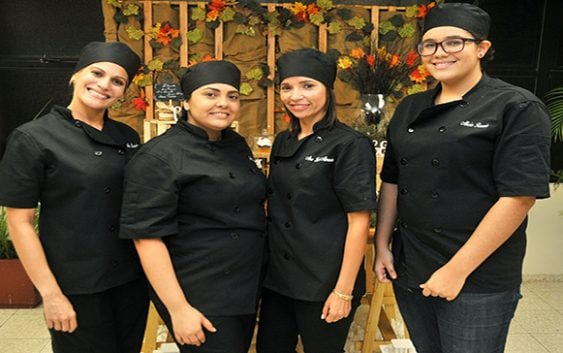 Unicda con otro exitoso curso-taller en Pastelería Básica