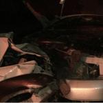 Barahona: Accidente entre dos camionetas deja un saldo de dos muertos y cinco heridos