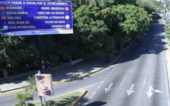 ACIS rechaza Ayuntamiento Santiago coloque en vallas empresas con pago pendiente