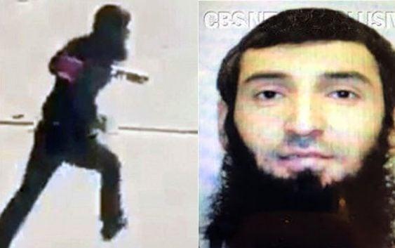 Terror: Maldito rentó camión y asesina ocho y hiere 15 en día de Halloween en Manhattan; Vídeo