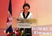 República Popular China en la República Dominicana brinda por su 68 aniversario; Vídeo