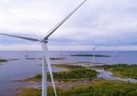 EGE Haina inició nuevo parque eólico Larimar 2