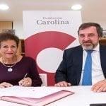 Instituto de Migración y Fundación Carolina acuerdan formar docentes e investigadores