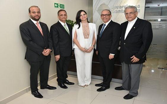 Inversiones Santa Cruz inaugura sus instalaciones del Puesto de Bolsa