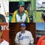 Los responsables de las Águilas, Estrellas, Gigantes, Leones, Licey y los Toros