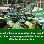 Marcha Verde advierte sobre maniobra contra trabajadores de Punta Catalina