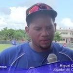 Miguel Gómez primer dominicano en dar jonrón en primer turno; Águilas pican delante