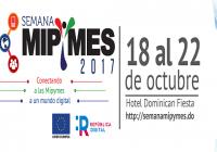 Semana Mipymes desde mañana al 22 en el Centro de Convenciones del Dominican Fiesta