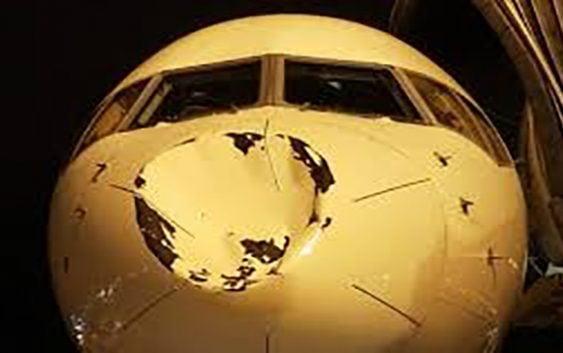 Equipo Oklahoma City Thunder sufre tremendo susto en avión viajaban a Chicago