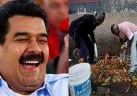 Venezolanos se disputan desechos de comidas en los basureros; Vídeos