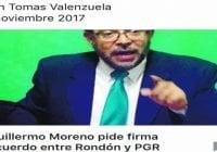 Negociar con Ángel Rondón (Décima)