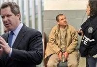 """Inverecundos abogados de El Chapo: Uno, """"No cobraré un centavo""""; otro, """"Tiene problemas mentales"""""""