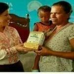 Margarita Cedeño afirmó en San Cristóbal que Leonel tiene la victoria «segurita»; Vídeo