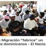 Haitianos… para el padrón (Décima)